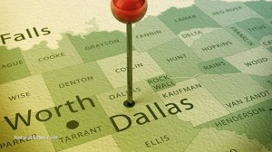 Dallas-Texas-Map-Pin