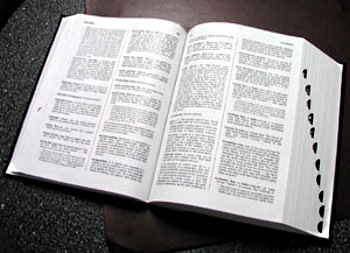Black's Law Dictionary: Almost Every Word has Multiple Definitions [courtesy Google Images]