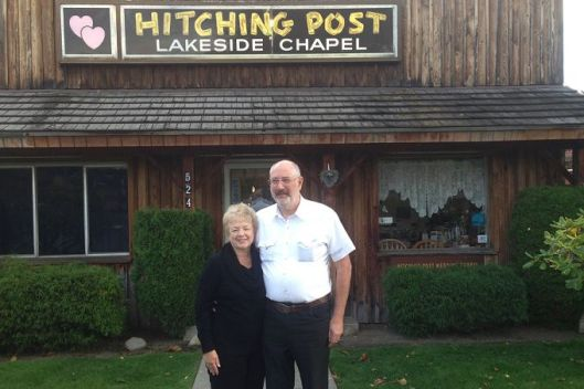 Donald_and_Evelyn_Knapp_at_the_Hitching_Post_Wedding_Chapel_in_Coeur_dAlene_Idaho_Photo_courtesy_of_Alliance_Defending_Freedom_CNA_10_20_14