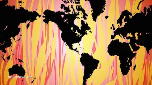 Map-Of-World-Fire