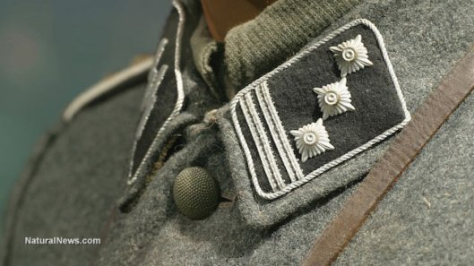 Close-Up-Nazi-Uniform-Collar